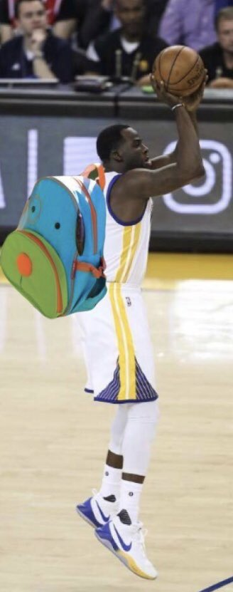 Durant getting ready for the comeback
