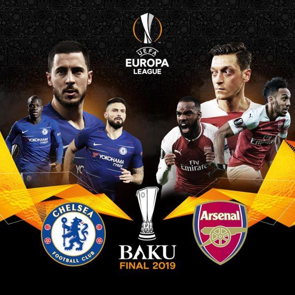 Europa League 2019 Final Poster