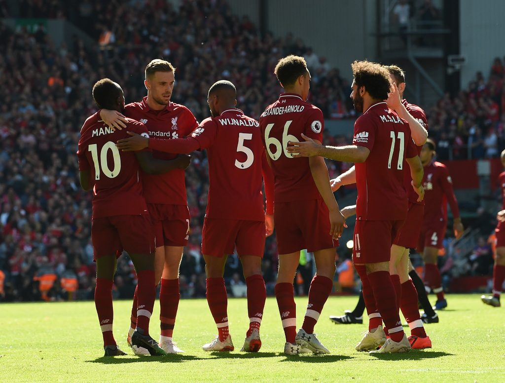 Liverpool 2018-2019 Final Day
