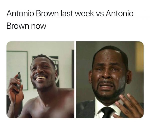 Antonio Brown R Kelly