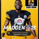 Antonio Brown madden curse