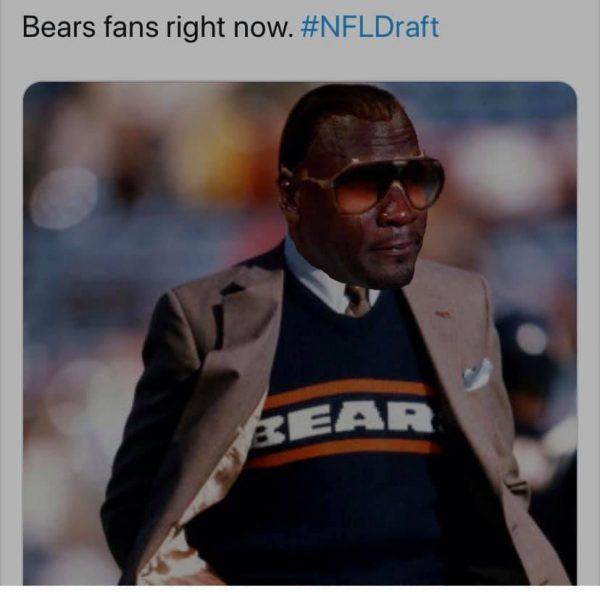Bears Crying Jordan