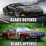 Bears Defense vs Bears Offense