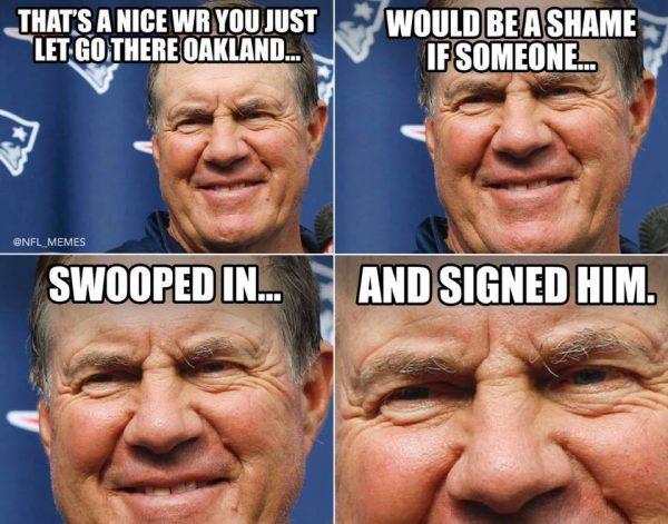 Bill Belichick meme