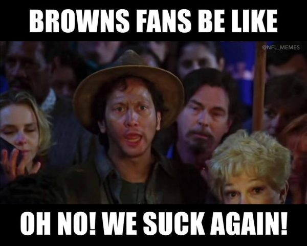 Browns We Suck Again