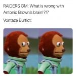 Burfict Brown meme