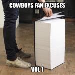 Cowboys Fans Excuses