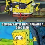 Cowboys vs Easy Teams vs Tough Teams