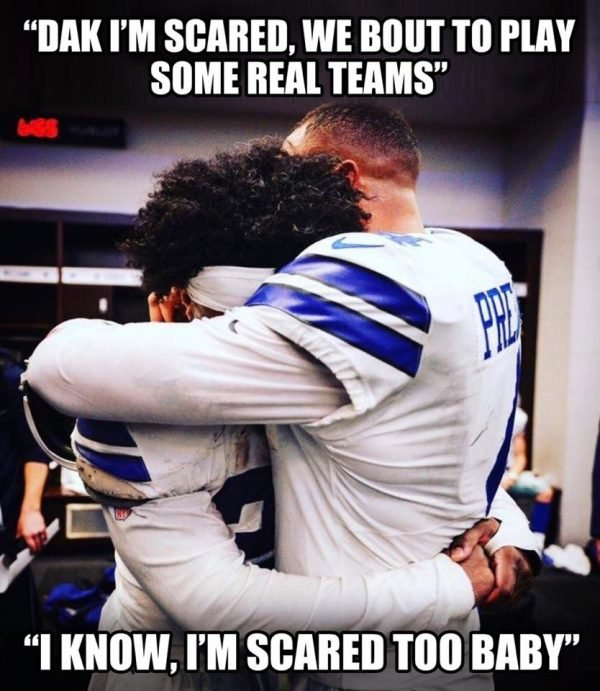 12 Best Memes Of The Dallas Cowboys Losing To The New Orleans
