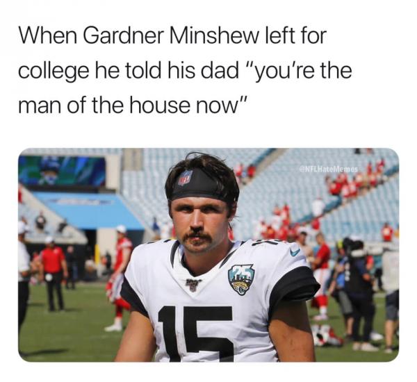 Gardner Minshew