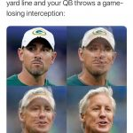 Matt LaFleur to Pete Carroll