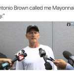 Mike Mayock Antonio Brown meme