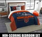 Non scoring bedroom bears