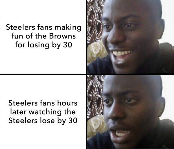Steelers Fans Shocked