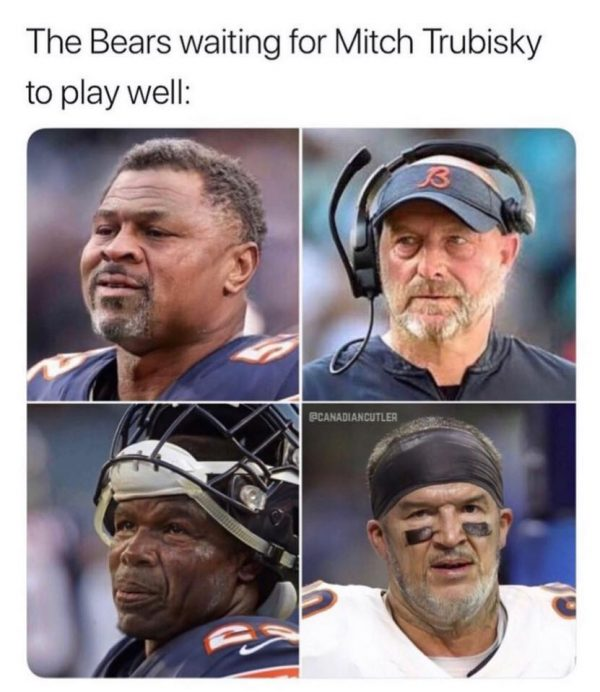 Still Waiting for Trubisky