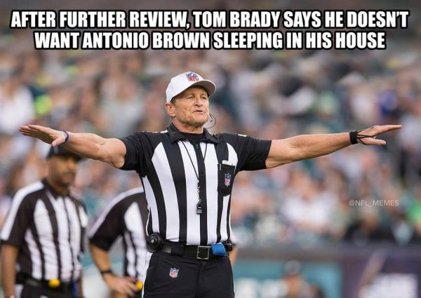 Image result for antonio brown memes
