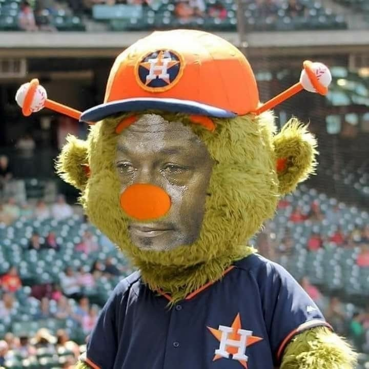 Astros Crying Jordan