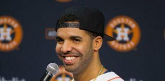 Drake Curse Astros