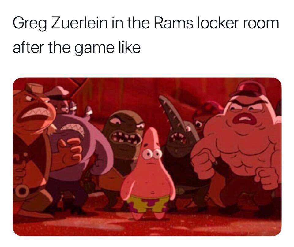 Greg Zuerlein Meme