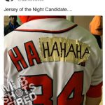Harper fixed Jersey