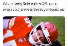 Mahomes Disappointed in Andy Reid
