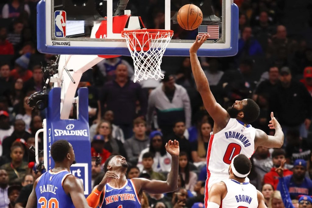 Andre Drummond