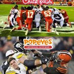 Chick Fil A vs Popeyes