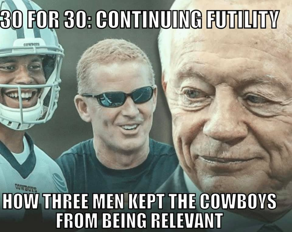 Cowboys 30 for 30
