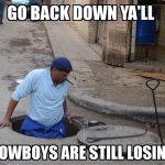 Cowboys are still losing