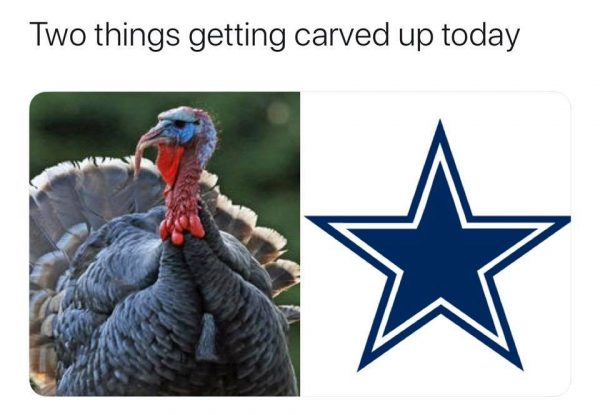 Cowboys got carved up