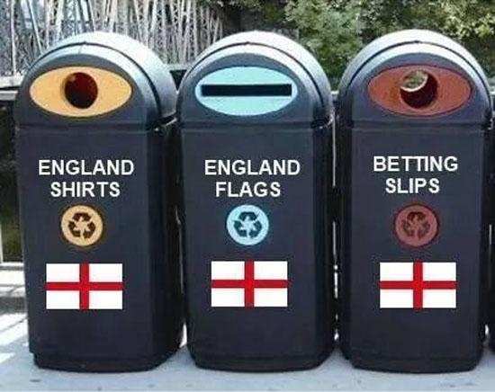 England Trash