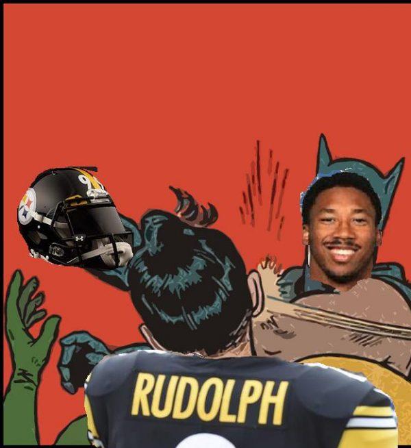 Garrett Rudolph Batman & Robin
