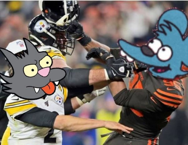 Itch & Scratchy NFL