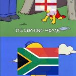 It's not coming home