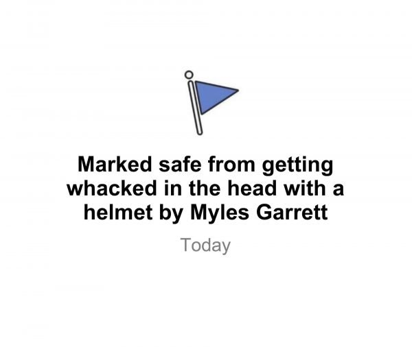 Seinfeld Myles Garrett
