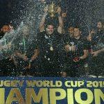 New Zealand 2015 Champions