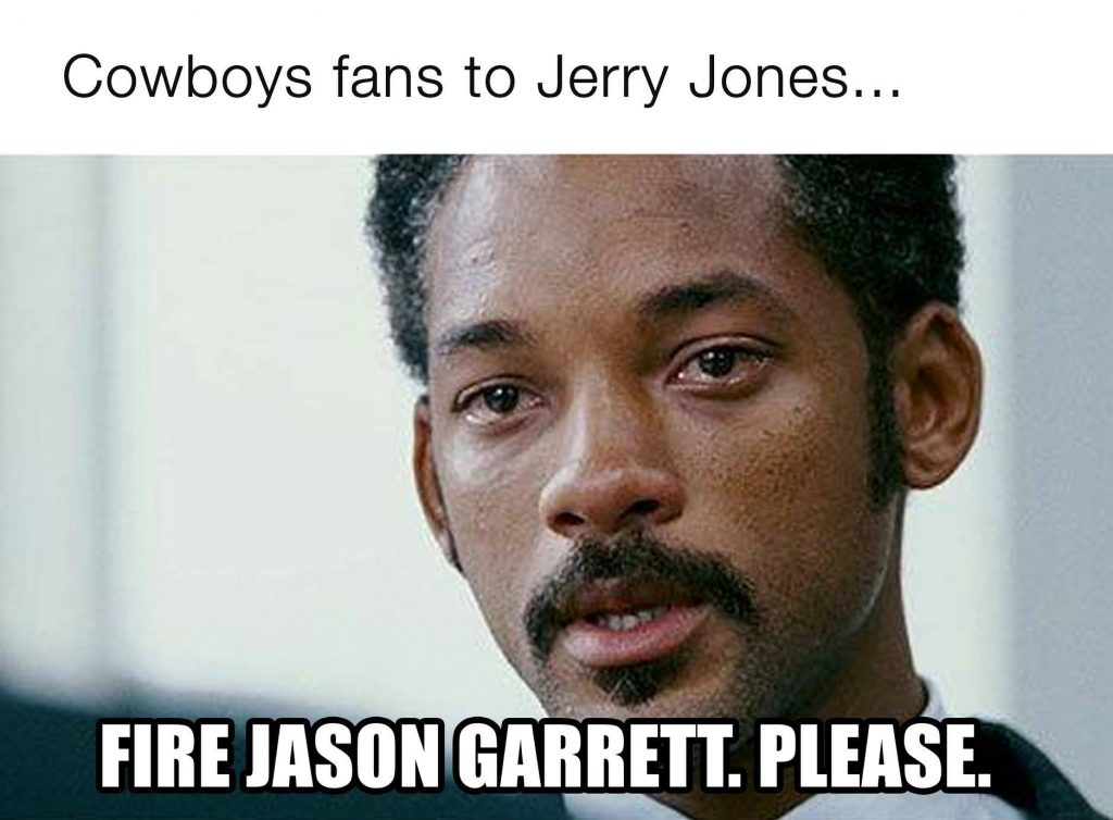 Please Fire Jason Garrett