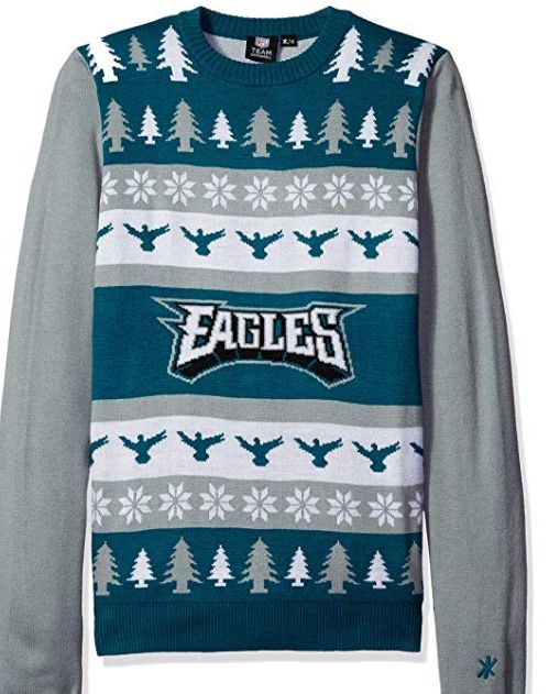 Philadelphia Eagles - NFL Men's Ugly Sweater