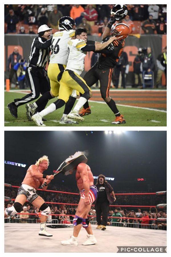 Wrestling Move