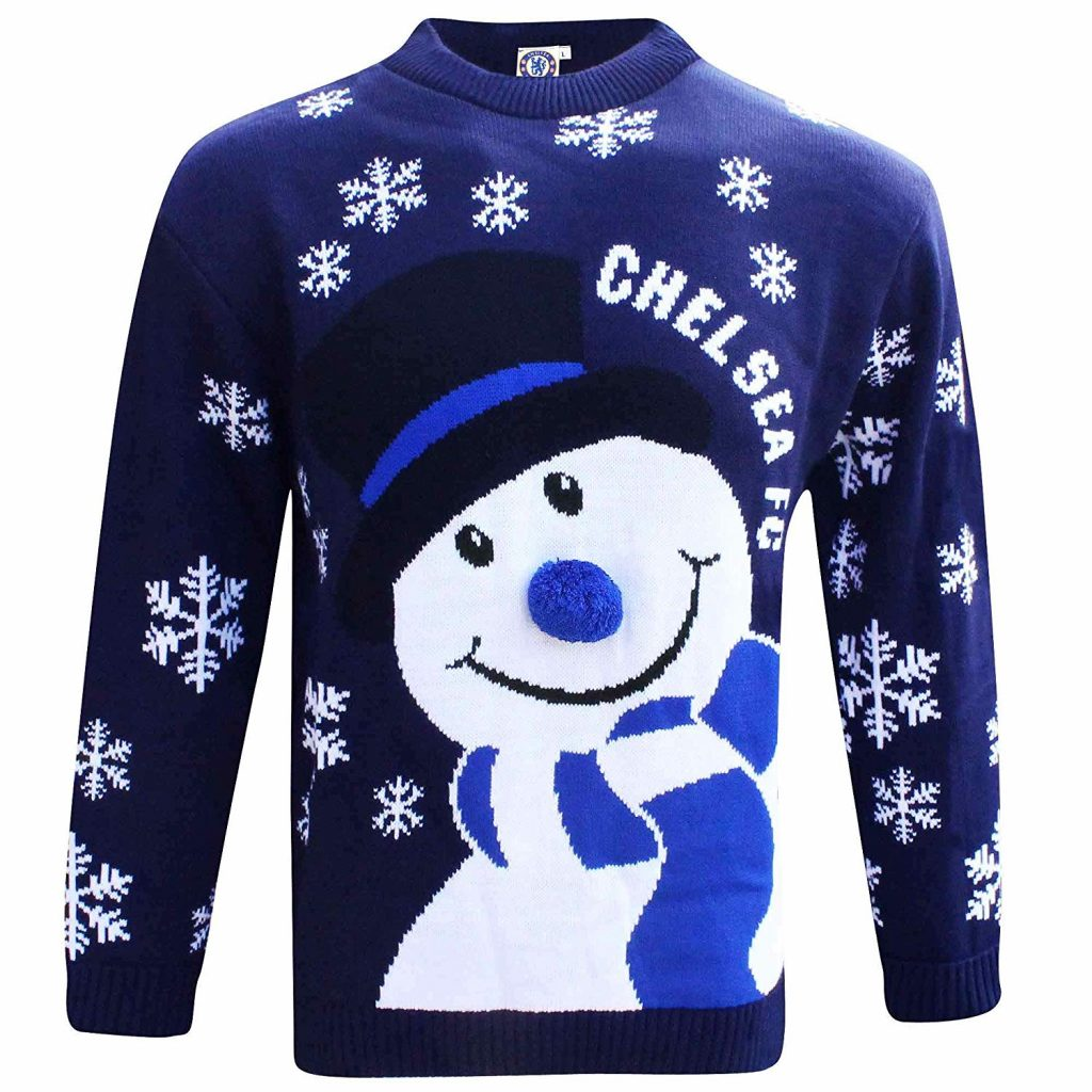 12 Cool Premier League Ugly Christmas Sweaters For 2019 Sportige