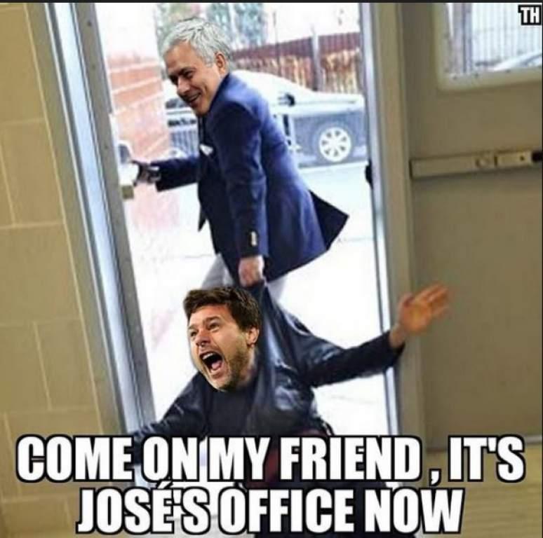 12 Best Memes Of Jose Mourinho Becoming The New Tottenham Manager Sportige