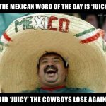 Cowboys Juicy