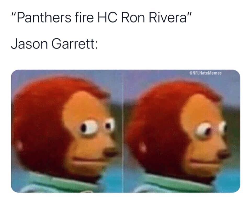 Jason Garrett Bout to Get Fired