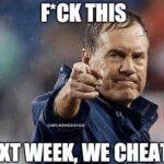 Next Week We Cheat