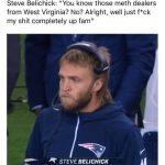 Steve Belichick Haircut
