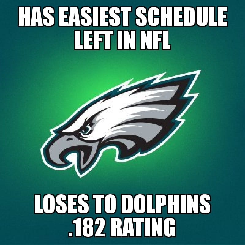 6 Best Memes Of The Miami Dolphins Stunning The Philadelphia