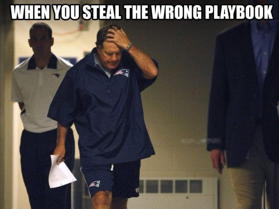 patriots lost meme