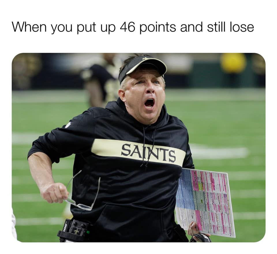 7 Best Memes Of The San Francisco 49ers Beating The New Orleans