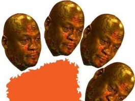 Clemson Crying Jordan