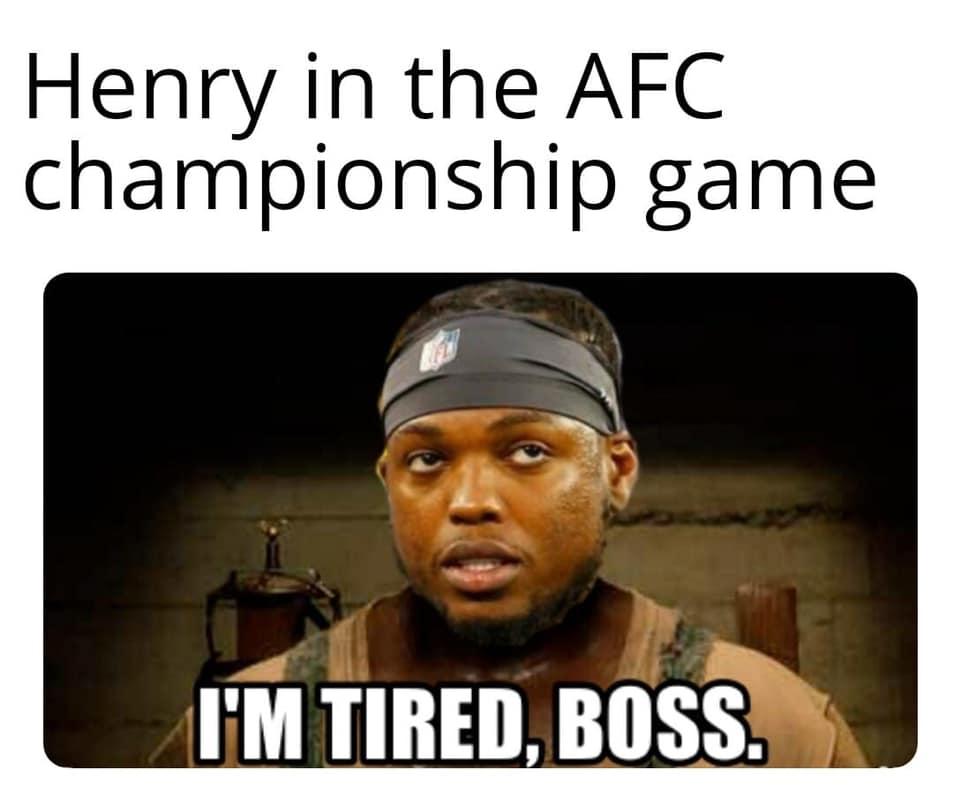 Derrick Henry funny meme